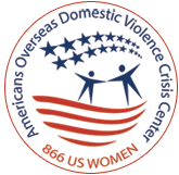 Americans Overseas Domestic Violence Crisis Center logo