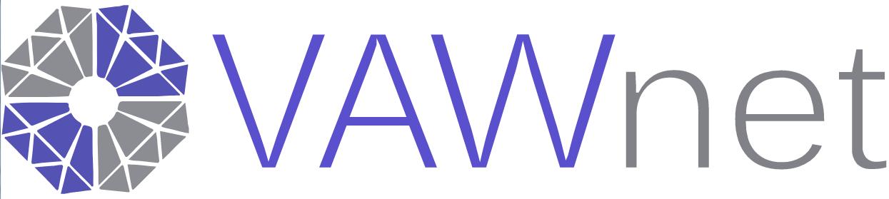 VAWnet logo