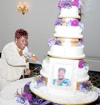 LaDora cake