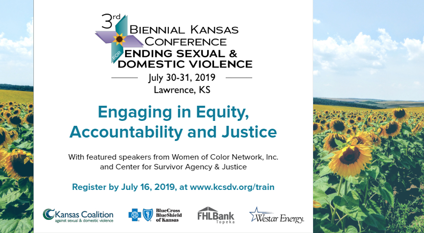KCSDV Prevention Conference 2019 Racial Inequity