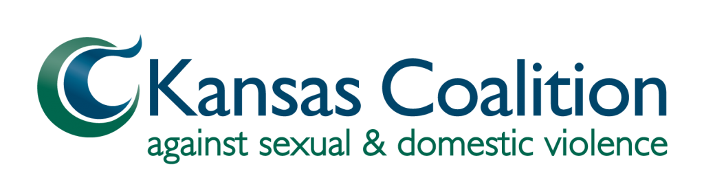 Kansas Coalition Against Sexual and Domestic Violence Logo